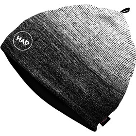 HAD Brushed Beanie gradient melange black